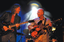 Larry Carlton and rford
