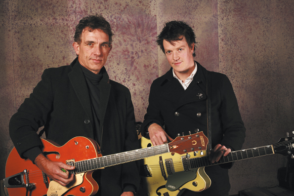Ian Moss Chris Cheney Talk Guitar Australian Musician Magazine