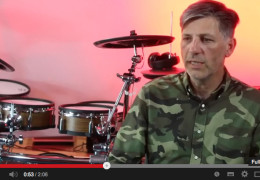 CHRIS WHITTEN DRUM LESSON from Roland
