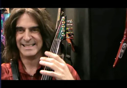 MARK WOOD VIOLINS AT NAMM 2014