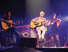 Pink Performs in Nice