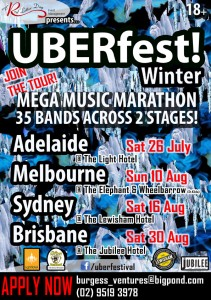 UBERfest Winter Promo POSTER copy