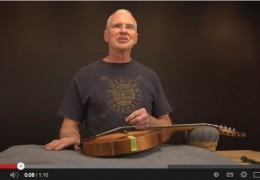 HOW TO STRING A MANDOLIN-By Breedlove