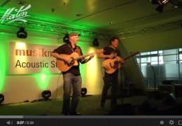 MICHAEL FIX & ADAM RAFFERTY-MUSIKMESSE FOR MATON