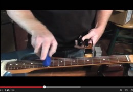 How to Clean & Lubricate your Guitar Strings