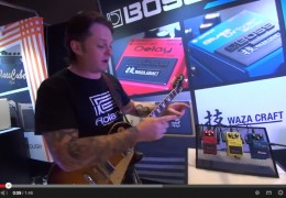 AMAC 2014 – BOSS WAZA CRAFT DM-2W DELAY