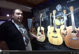 AMAC 2014 – COLE CLARK GUITARS