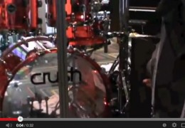 AMAC 2014 – CRUSH DRUMS