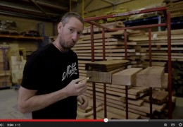 Maton Guitars – Wood Storage with Lofty (Part 1)
