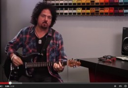 STEVE LUKATHER & THE BOSS GT-001