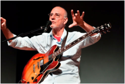 Larry Carlton   image by Michael Findlay – supplied by MIJF