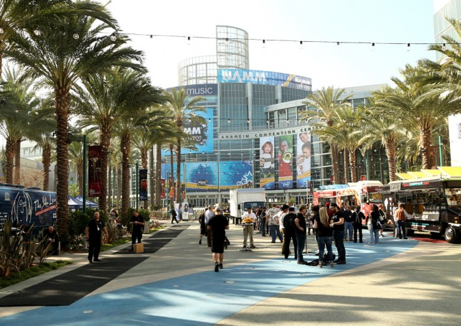 NAMM Convention Centre
