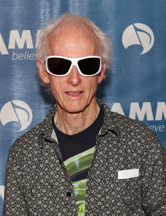 Doors' Guitarist Robby Krieger attends the 2015 National Association of Music Merchants show at the Anaheim Convention Center on January 24, 2015 in Anaheim, California.  (Photo by Jesse Grant/Getty Images for NAMM)