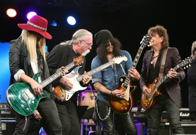 (Photo by Jesse Grant/Getty Images for NAMM)