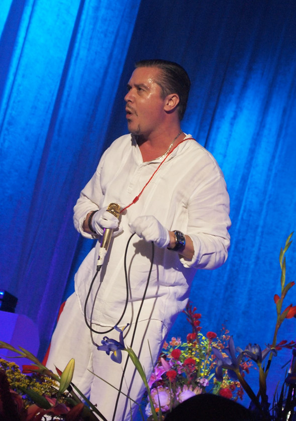 Faith No More's Mike Patton by Greg Phillips