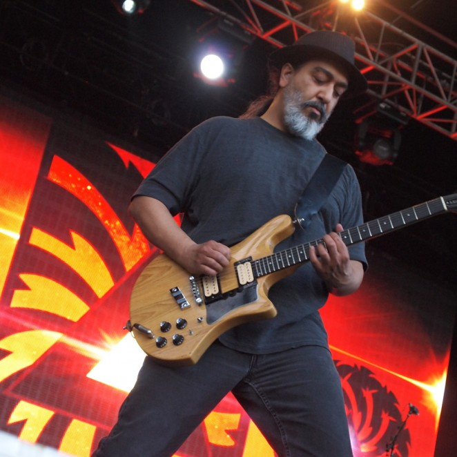 Soundgarden's Kim Thayil by Greg Phillips