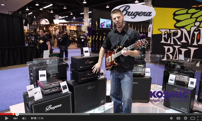 bugera g5 infinium amp demo at namm 2015 australian musician magazineaustralian musician magazine. Black Bedroom Furniture Sets. Home Design Ideas