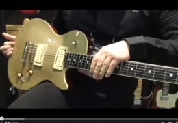 NAMM 2015: GODIN GUITARS