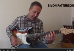 ADDING COLOUR TO YOUR GUITAR PLAYING
