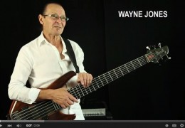 WAYNE JONES DISCUSSES BASS STRINGS