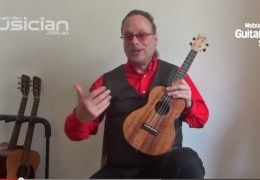 INTRODUCTION TO UKULELE PART 5 (FINGERSTYLE)