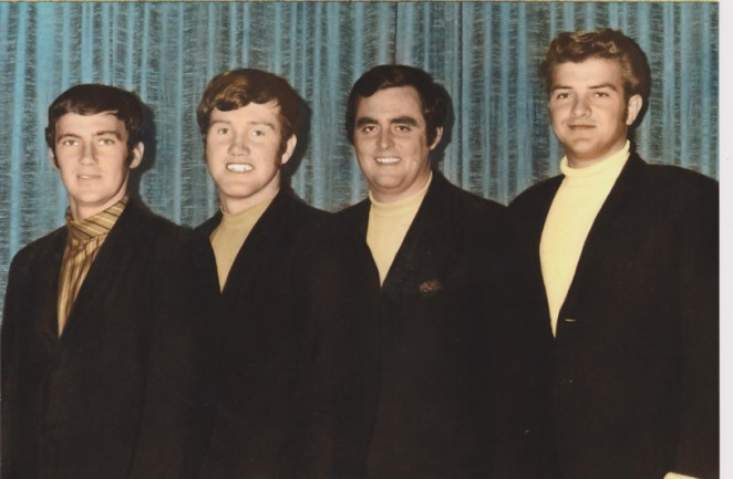 Pic from Hoadley's Battle of the Bands 1968