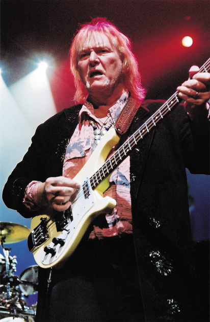Chris Squire pic by Marty Williams