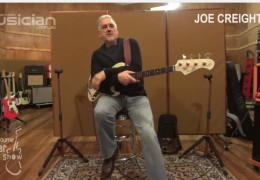 BEST BASS LESSON JOE CREIGHTON LEARNED