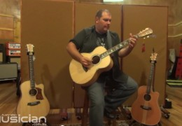 FINGERPICKING AND SOLOING