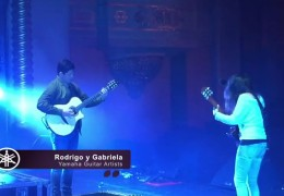 RODRIGO Y GABRIELA ON YAMAHA GUITARS