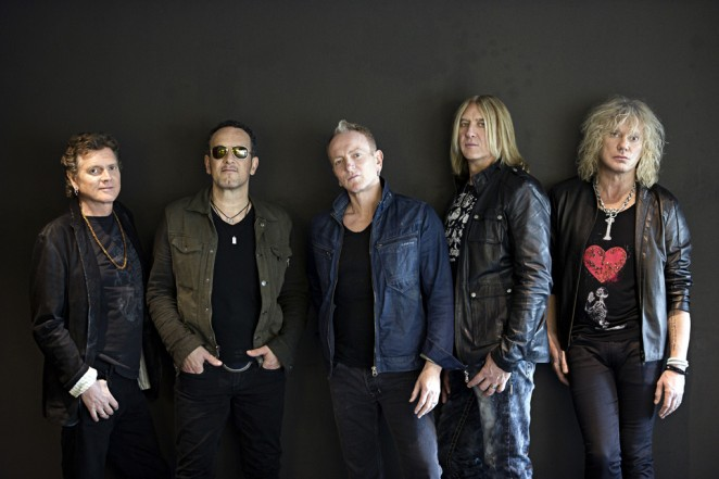 Def Leppard casual high res