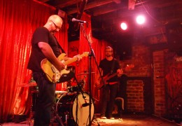 SHANNON BOURNE BAND – FULL CHERRY BAR SET