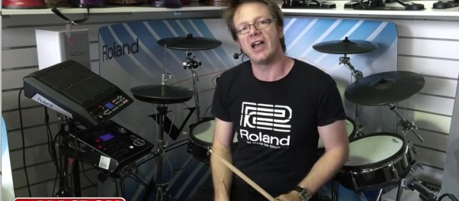SYNCING ROLAND SPDSX PADS WITH V DRUMS