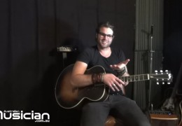 Dean Ray talks guitars