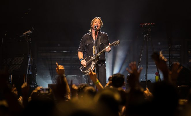 Keith urban melbourne