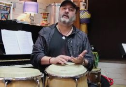 INTRO TO THE CONGA DRUM