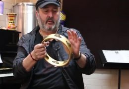 INTRO TO THE TAMBOURINE