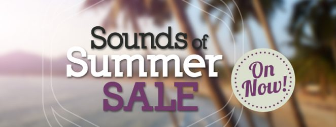 SOUNDS OF SUMMER CATALOGUES: GRAB A MUSIC BARGAIN NOW!