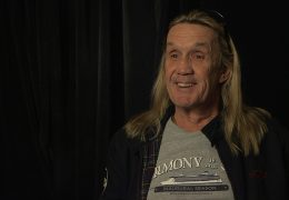 NAMM 2018: NICK MCBRAIN (IRON MAIDEN)
