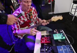 NAMM 2018: NEW FENDER PEDALS