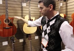 NAMM 2018: EASTMAN ACOUSTICS