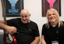 STERLING BALL & STEVE MORSE ON FUTURE OF THE GUITAR