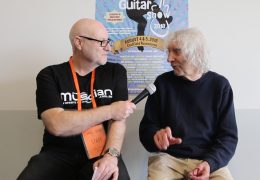 ALBERT LEE: MELBOURNE GUITAR SHOW