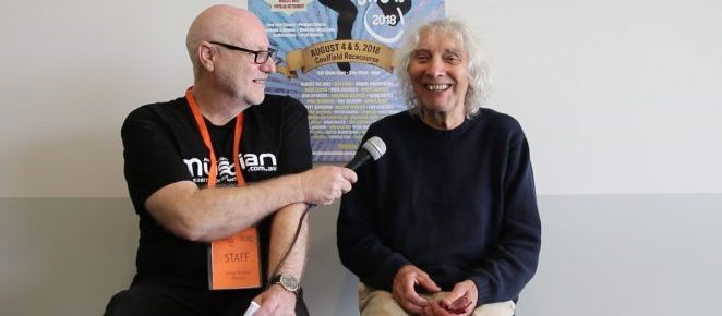ALBERT LEE MELBOURNE GUITAR SHOW CHAT
