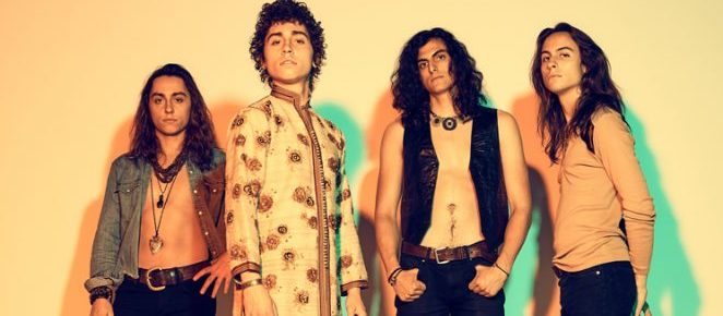 GRETA VAN FLEET ANNOUNCE FIRST AUSTRALIAN TOUR