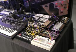 MELB SYNTH FEST: THE GEAR