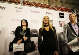 SHE ROCKS RED CARPET 2019: NITA STRAUSS