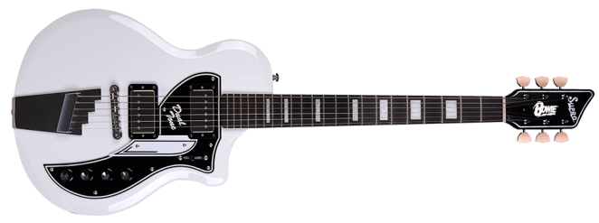 NAMM NEWS: SUPRO RELEASE DAVID BOWIE 61 DUAL TONE