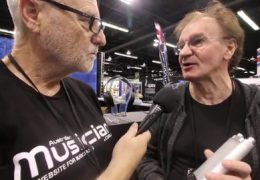 NAMM Show 2019: PHIL JONES BASS INTERVIEW & BIG HEAD PRO CHAT