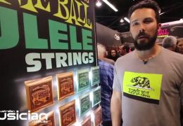 NAMM Show 2019: Ernie Ball Music Man Ukulele Strings